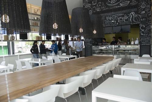 Cafetería Espacio Nº37