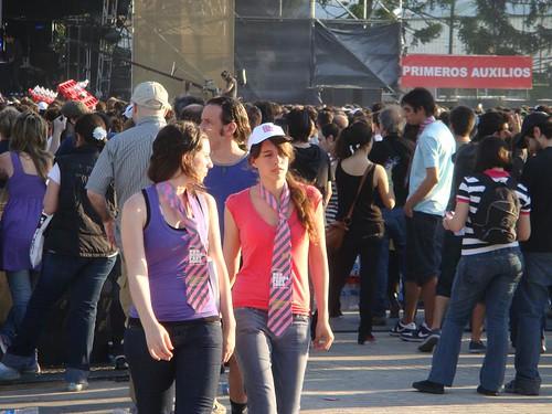 Personal Fest 1/11/08 - Vincha Corbata