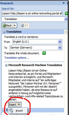 WL Translator