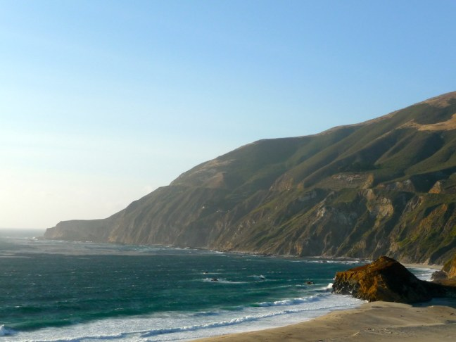Big Sur area