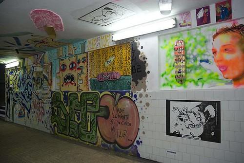 Túnel de las Artes - Noche de los Museos