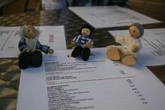 Jimmy, Grandad and Grandma go to Cornwall
