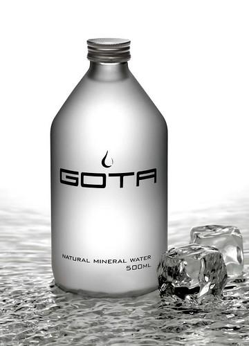 Gota Bottle & Ice