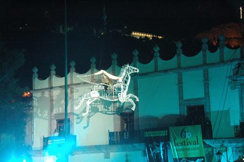 Zacatecas 7 - generik vapeur - 17 - Horse getting higher