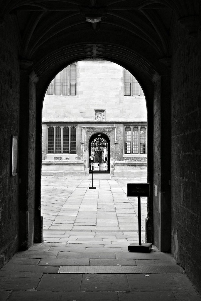 Bodleian gateways