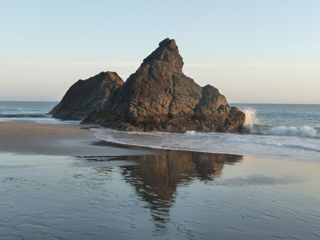 Harris Beach State Park, probably the best kept secret in all of Oregon