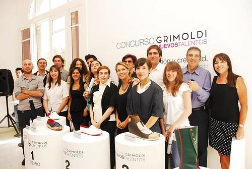 Jurado y Finalistas Concurso Grimoldi
