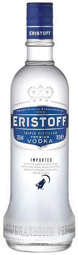 Pack Eristoff Vodka