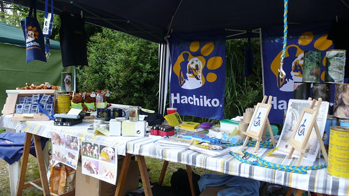 Hachiko's shop
