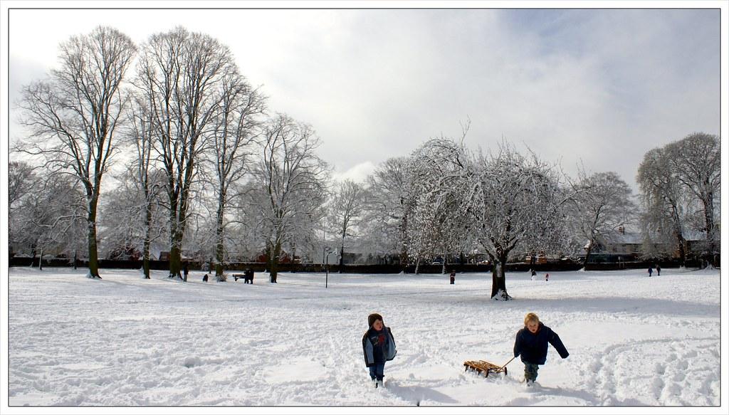 Bury Knowle snow 2