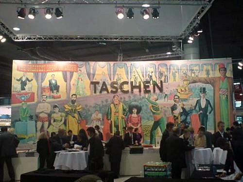 Taschen @ Frankfurt Book Fair 2008