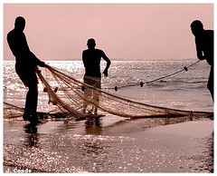 red de pesca flickrCC