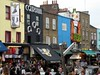 Camden Town Store Signs