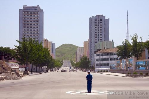 Traffic Lights, North Korean style