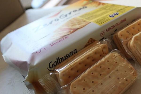 Galbusera Crackers
