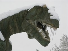 So This Is What Happened To The Dinosaurs