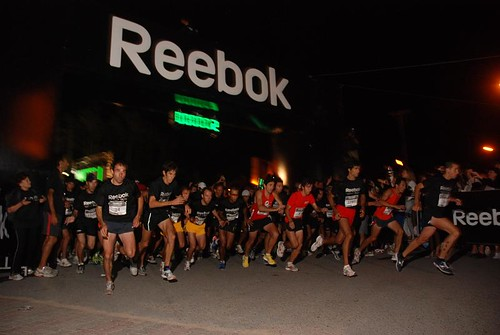 Largada Carrera Reebok
