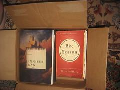 Inside #russbooks Box #2
