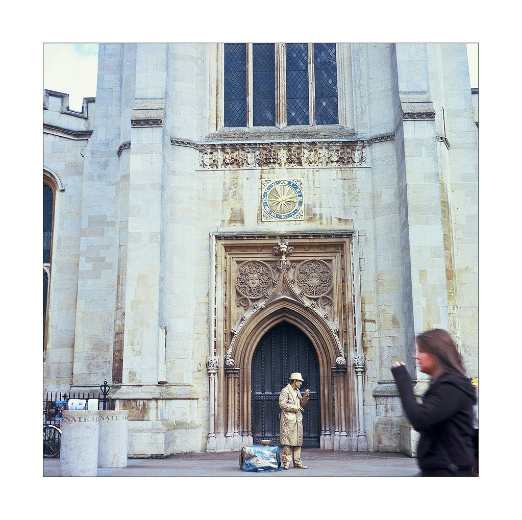 Great St Marys, Cambridge