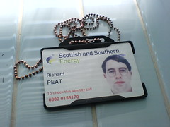 My SSE ID Badge