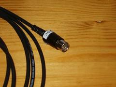 Detalle Cable DSC-FMS Conector Din6