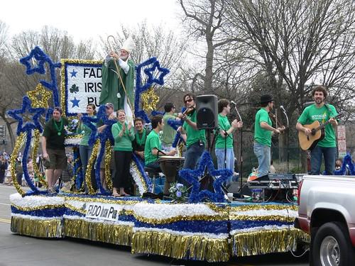 St. Pats Day Band