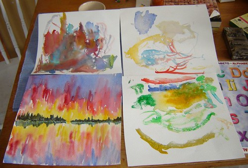 painting with katherine
