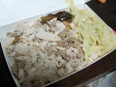 turkey rice- 火雞肉飯