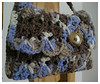 Crochet Clutch - Close-up