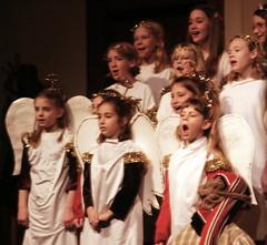Hayley & the angel choir