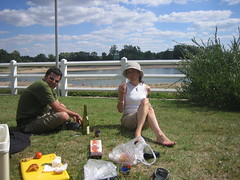 Lunch on the Loire
