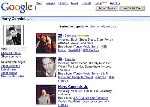 google music search 3