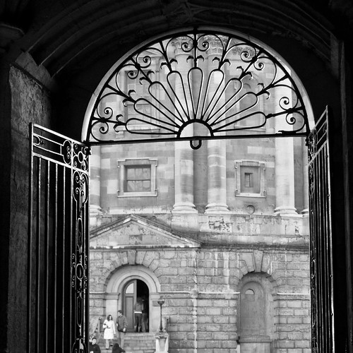 Bodleian / Radcliffe Camera