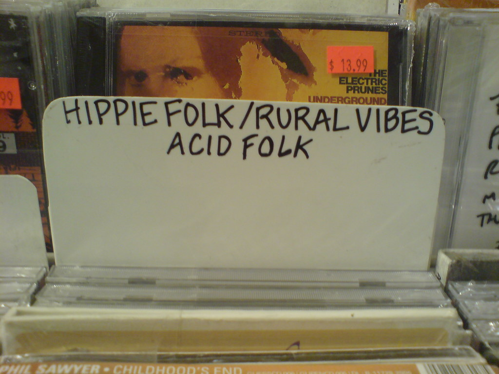 Hippie folk/Rural vibes/Acid folk