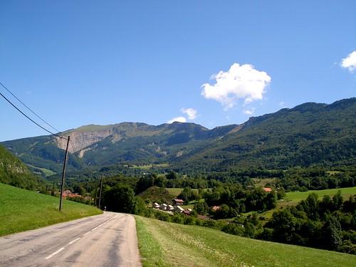 Monts Jura region