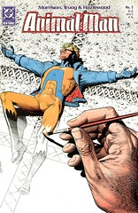 Animal Man #5 cover