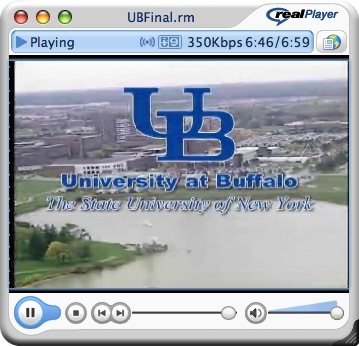 University at Buffalo video