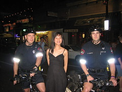 With the Austin police