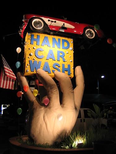 Carwash on Ventura Boulevard