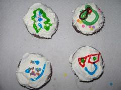 Tom's cupcakes