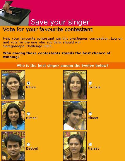 Click to vote Nihira