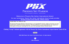 PHX Wifi Agreement