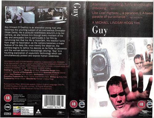 Guy UK PAL VHS