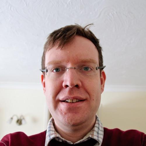 32/365 Self-portrait