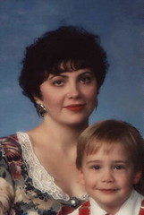 Belinda and Chris circa 1991