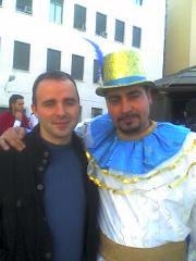 Emilio y yo