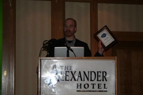 I won the Irish Blog Awards Best Technical Blog!