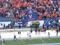 Go Hoos!  Music City Bowl, 12.30.2005