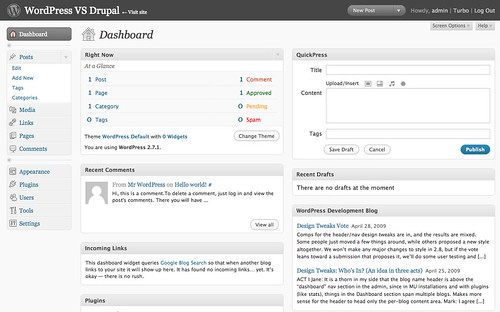 WordPress Creating Content 1
