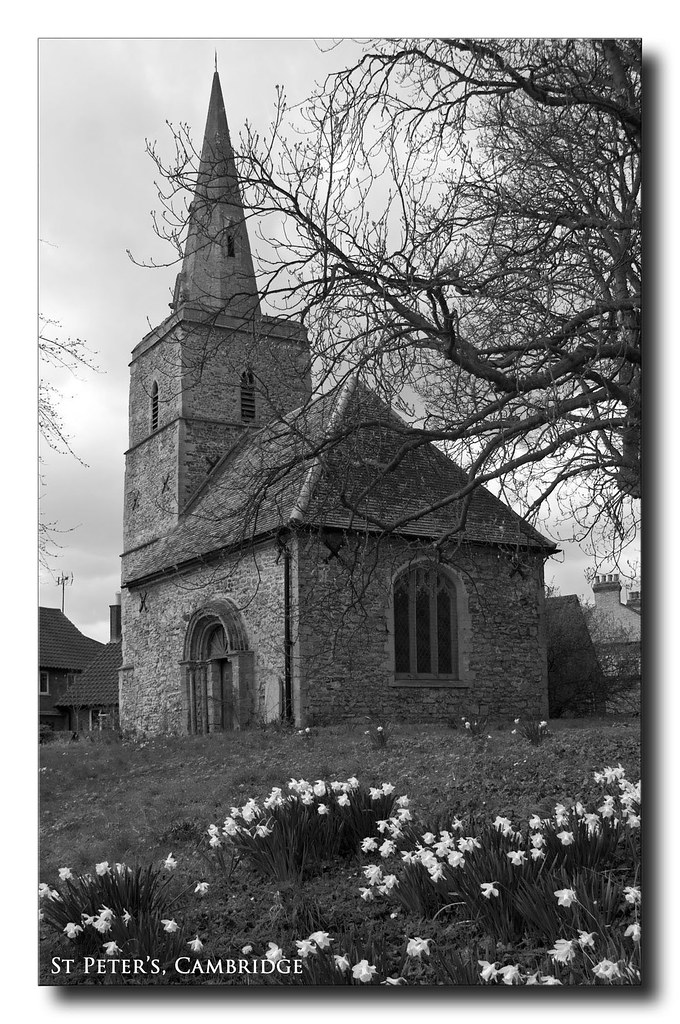 St Peter's Cambridge